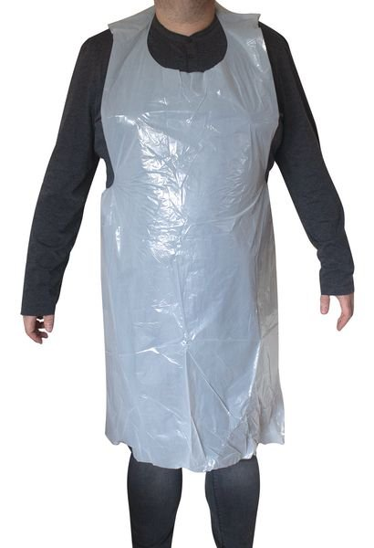 NHS Approved Disposable Polythene Aprons