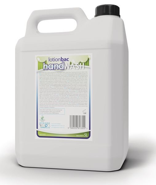 Lotionbac Antibacterial Hand Wash 5L