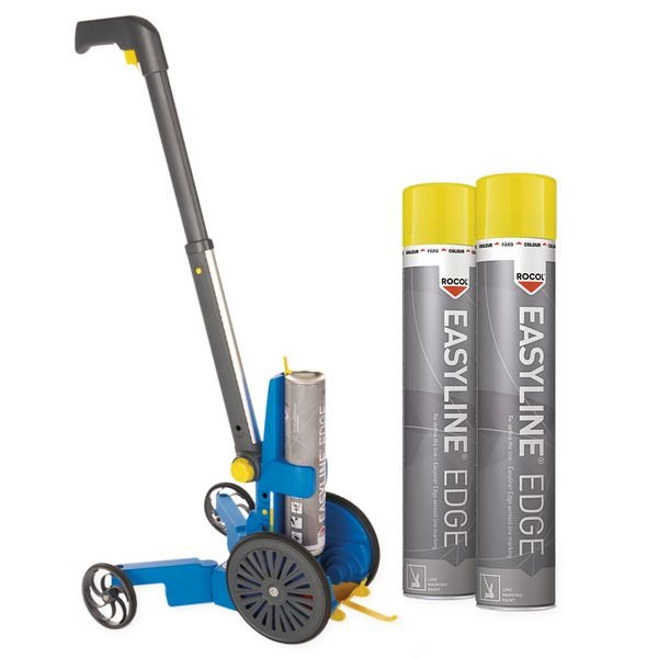 ROCOL® EASYLINE® Edge Applicator with 2 Free Cans of Paint
