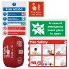 Manual Call Point Alarm & Signage Bundle Kits