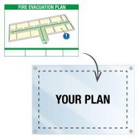 Custom Evacuation Maps