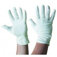 Delta Plus - White Cotton Gloves