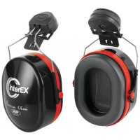 JSP® InterEX™ Noise-Reducing Ear muffs - 28 dB