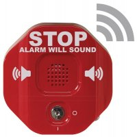 Wireless Exit Stopper