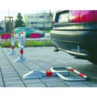 Commander Drop Down Frame Posts - Concrete Secured