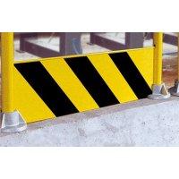 Modular Striped Hoop Guards - Barrier Sheet