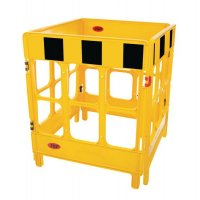 4-Gate Work Safety Barriers