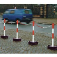 Heavy-Duty Chain Stand & Carry Handles