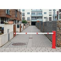 Electronic Car Park Boom Barrier