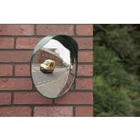 Convex Traffic Mirror