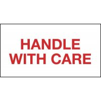 Packaging Labels - Handle With Care