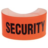 Fluorescent PVC Armbands with Text