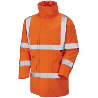 High Visibility Railway Storm Coat