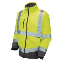 High Visibility Soft Shell Jacket