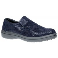 Ladies Moccasin Leather Shoe