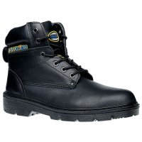 Tuffking Uniform Ankle Boots