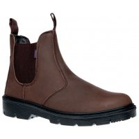 Leather Dealer Boots