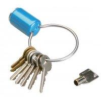 Locking Shackle Keyrings