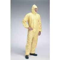Tychem® C Chemical Resistant Coveralls/Overalls