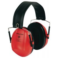 3M™ Peltor™ Bull's Eye™ H515FB-516 Earmuffs - 27/31/35 dB