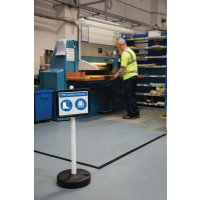 At Point of Need Sign Post Kits