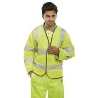 Long Sleeve Hi-Visibility Waistcoat