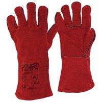 Cat 2 Gauntlet Welding Gloves