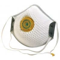 Economy Mesh FFP3 Valved Dust Mask
