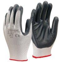 Nitrile Coated Polyester Gloves