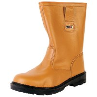 Lined Rigger Safety Boots