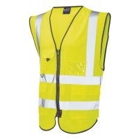 Premium High Visibility Waistcoat