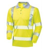 High Visibility Coolviz Polo Shirt