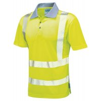 High Visibility Coolviz Polo Shirt