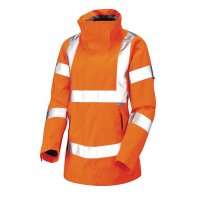 Ladies Breathable High Visibility Jacket