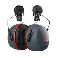 JSP® Sonis® Helmet Mounted Ear Muffs - 27/32/37 dB