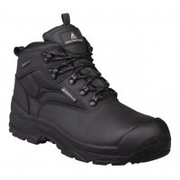 Delta Plus Leather Safety Boots
