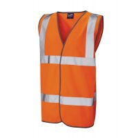 High Vis Waistcoats With Braces