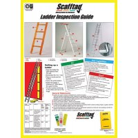 Scafftag® Ladder Inspection Guide Poster