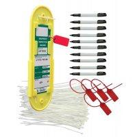 Safety Management Tag System - Starter Kit