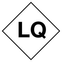 ADR Limited Quantity Labels