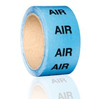 British Standard Pipeline Marking Tape - Air