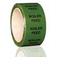 British Standard Pipeline Marking Tape - Boiler Feed