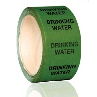 British Standard Pipeline Marking Tape - Drinking Water