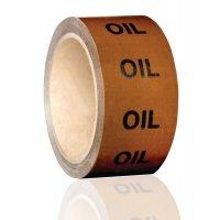British Standard Pipeline Marking Tape - Oil