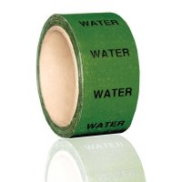 British Standard Pipeline Marking Tape - Water