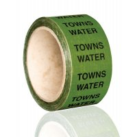 British Standard Pipeline Marking Tape - Towns Water