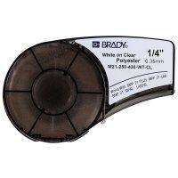 Brady B-430 BradyBondz Glossy Clear Labels for BMP21