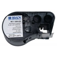 Brady B-422 Toughbond™ Polyester Labels for Brady BMP41/ BMP51