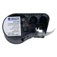 Brady B-422 Toughbond™ Polyester Labels for Brady BMP41/ BMP51