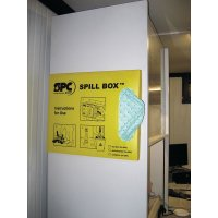 Chemical Spill Boxes